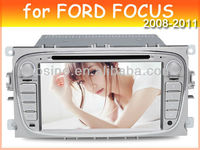 car dvd gps player for FORD MONDEO FOCUS 2008-2011 S-MAX car radio car audio with gps navigation silver color