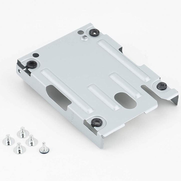 For PS3 Super Slim Hard Disk Drive HDD Mounting Bracket Caddy CECH-400x Series