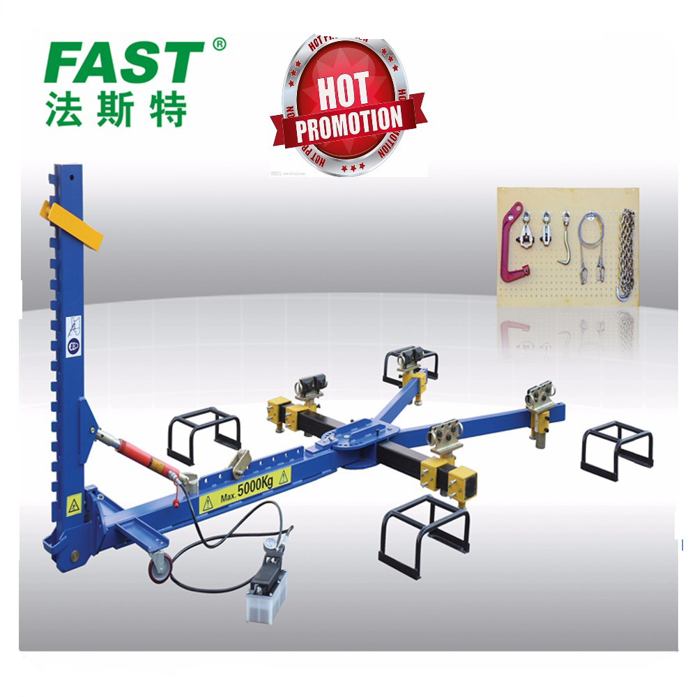 FK1 portable chassis straightening machine/Car Chassis alignment Bench