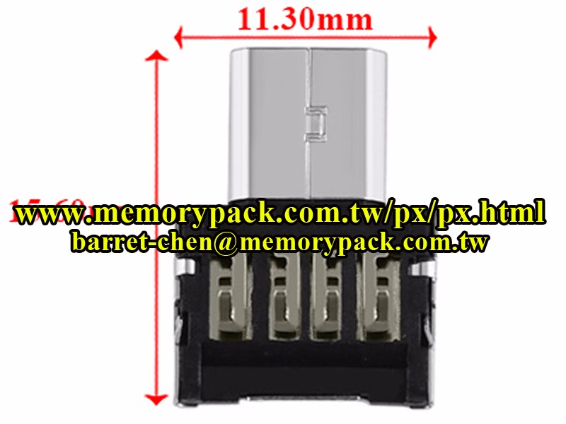 Memorypack micro usb OTG for Samsung HTC ASUS XIAOMI smartphone