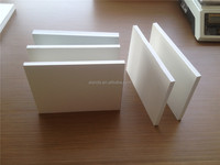 white color 0.5-0.55 g/cm3 density PVC foam sheet