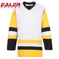 100% polyester Embroidered Boston Bruins Hockey Jersey For Fans