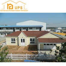 SIP sandwich panel system single floor 3 room detach house