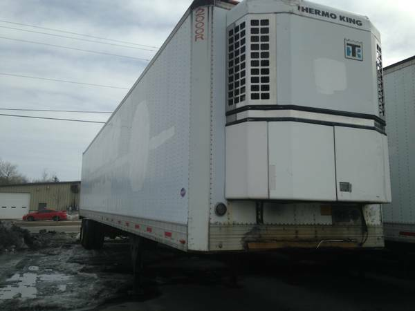Reefer Trailers - $5500