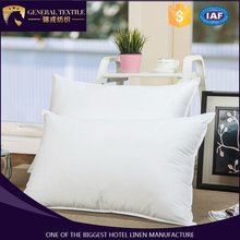 High quality private label pillow cushion for hotel with cheap price
