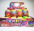 2015 prank toy barrel O children games halloween slime toys