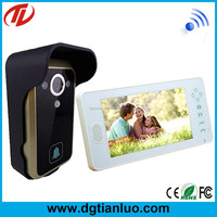 High quality high quality video intercom door phone with memory