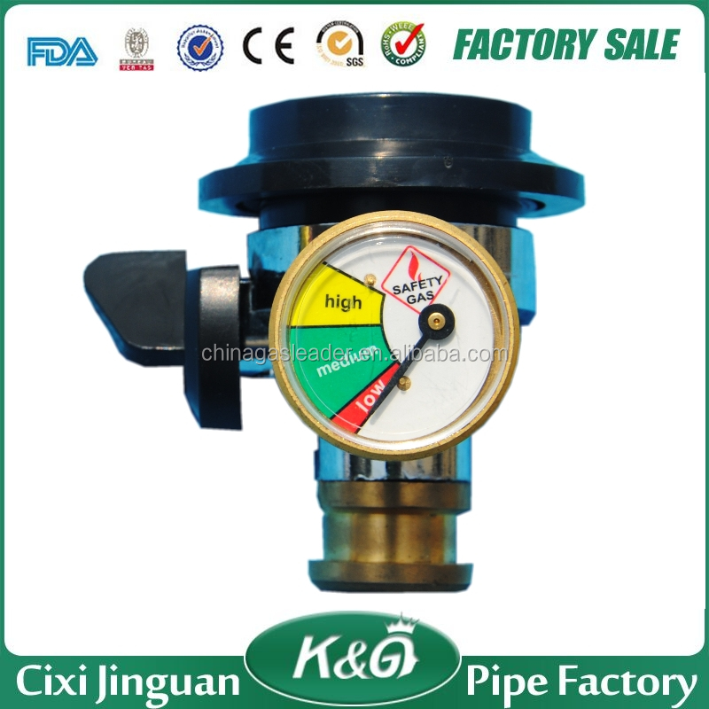 Home Cook Use India Popular Silver Adjustable Gas Pressure Regulator LPG Gas Safety Device Regulator LPG Cooking Gas Regulator