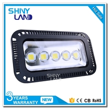 Hot sale high quality 250w led flood lighting with lens