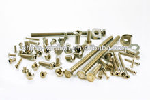 zinc plated fastener hardware furniture bolt
