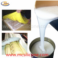 Molding Silicone Rubber for Reproduction of Cement and Plaster Products