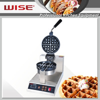 2016 New Product Commercial Cast Iron Thick Waffle Maker As Hotel Equipment
