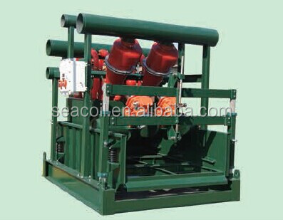 API Standard 120 m3/h mud cleaner