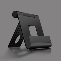 High quality aluminum phone holder adjustable mini stand for iPad