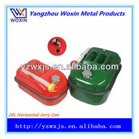 Portable Metal Gasoline/Diesel Barrel 5 gallon(20litre)
