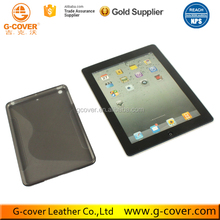 Slim TPU Back Cover Case for Apple iPad min
