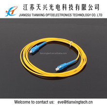 patch cord SC UPC 3.0mm fiber optic