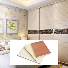 Wheat Straw 18Mm Melamine Faced Particle Board For Sale