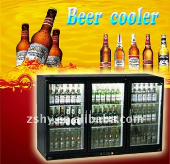 bar Refrigerator with 298L
