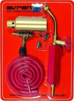 Propane Shank 45 mm Burner Set (with Hose)