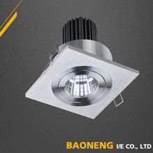 Indoor high power led ceiling light for home with aluminum