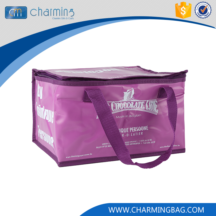 High Quality Custom Thermal Lunch Box Cooler Picnic Bag