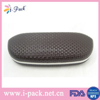 Funny hard shell plastic eye glasses case clear plastic eyeglass case/eyewear case/optical case