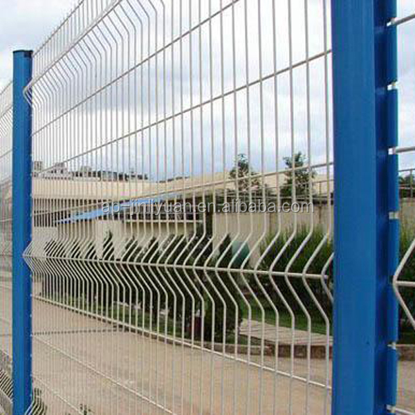 Trade Assurance Reinforcing PVC Coated Welded Wire Mesh Highway Fence