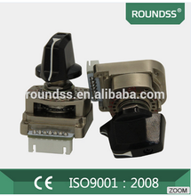 Roundss 10 years specializing manufacturer offer 15 degrees band switch horizontal plug