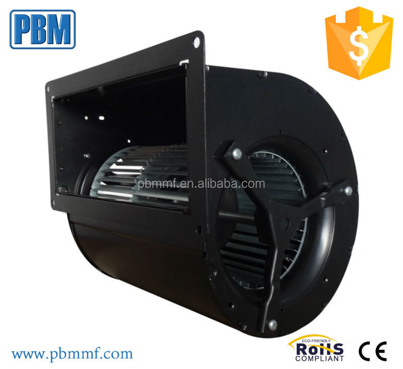 EC DC blower car exhaust fan
