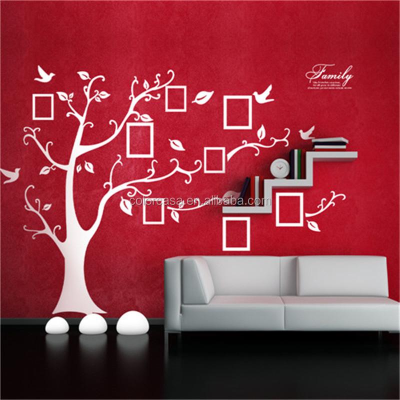 Wholesale family tree wall decor - Online Buy Best family tree wall ...