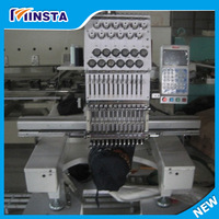 price of towel embroidery machine/multi-head embroidery machines made in China