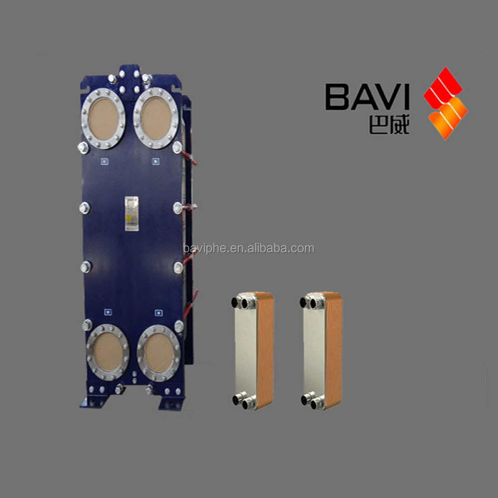 Boiler Air Preheater,Waste Heat Recovery Units,BAVI Plate Heat Exchanger