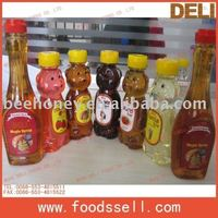 Various of Flavoured Syrup in Bear Box