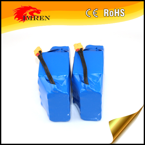 10s 2p Samsung 22p lithium battery pack 36v 4.4ah,lithium battery 12v for hoverboard