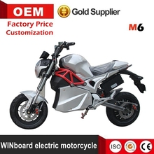 WINboard M6 fast speed cheap price electric motorcycle with high quality