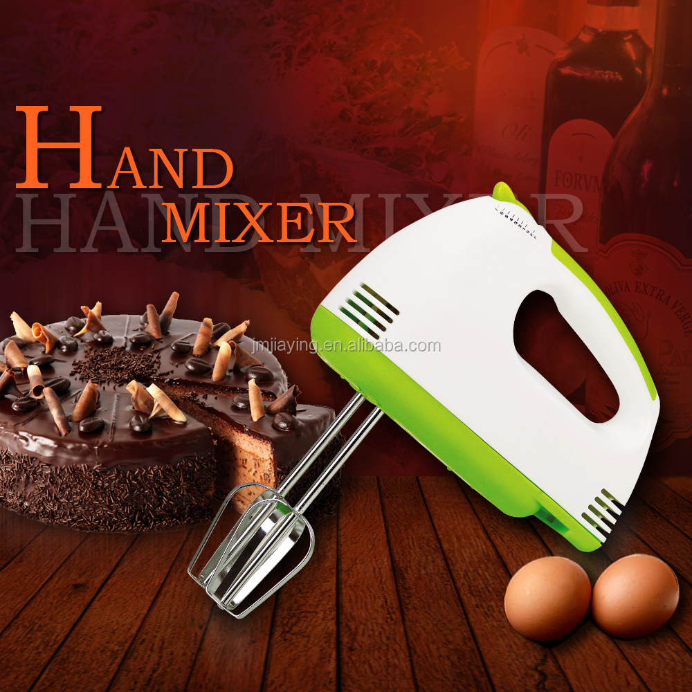 Hot Sell 7 Speeds Electric Hand Mixer/Egg Mixer