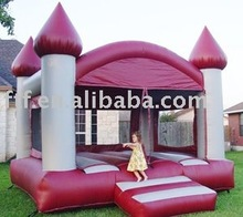 Inflatable small bounce.Big bounce