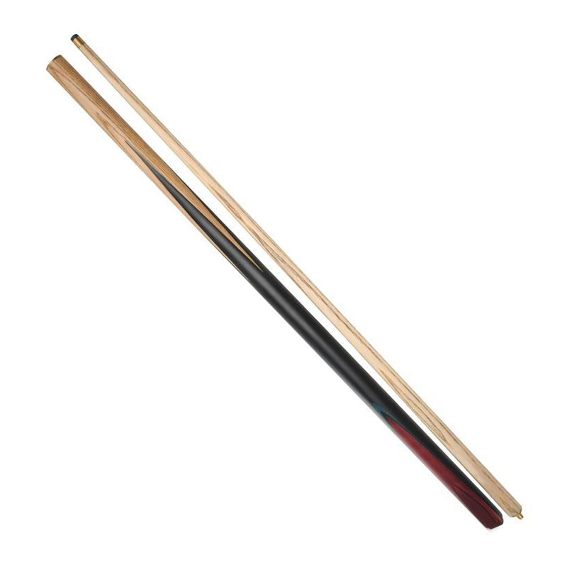 High Quality 1/2 Piece Snooker Cue , 16~21 oz Billiard Snooker Cues