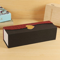 package book like gift boxes for wine glasses uk