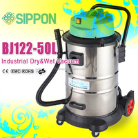 50L industrial car wash wet and dry vacuum cleaner 1400W