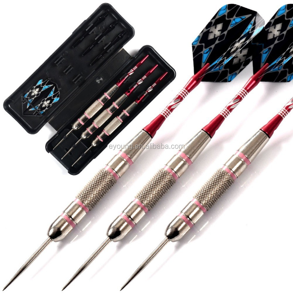 Professional Indoor Dart Game Aluminum Shaft with Grooves