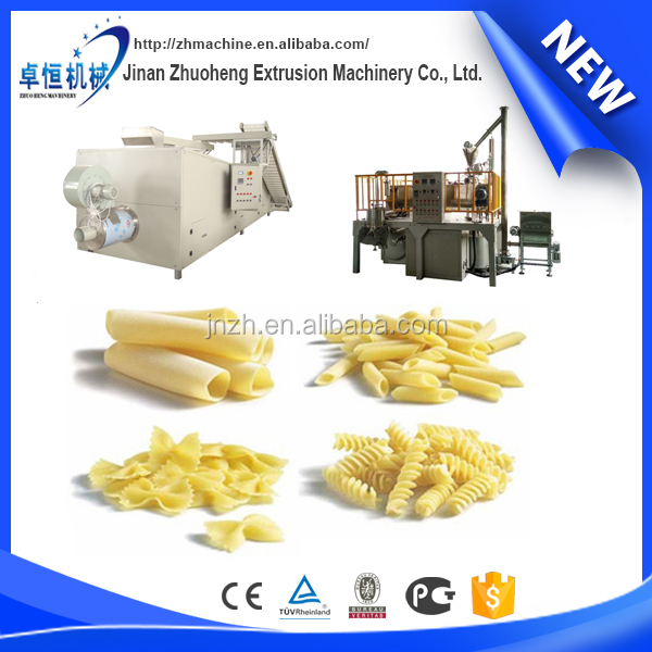 Factory price macaroni pasta maker machine/fresh pasta machine