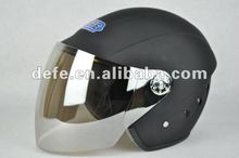 newest developed fashion dark mirror visor helmet