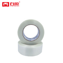 Strong adhesion packaging fiber fiberglass tape