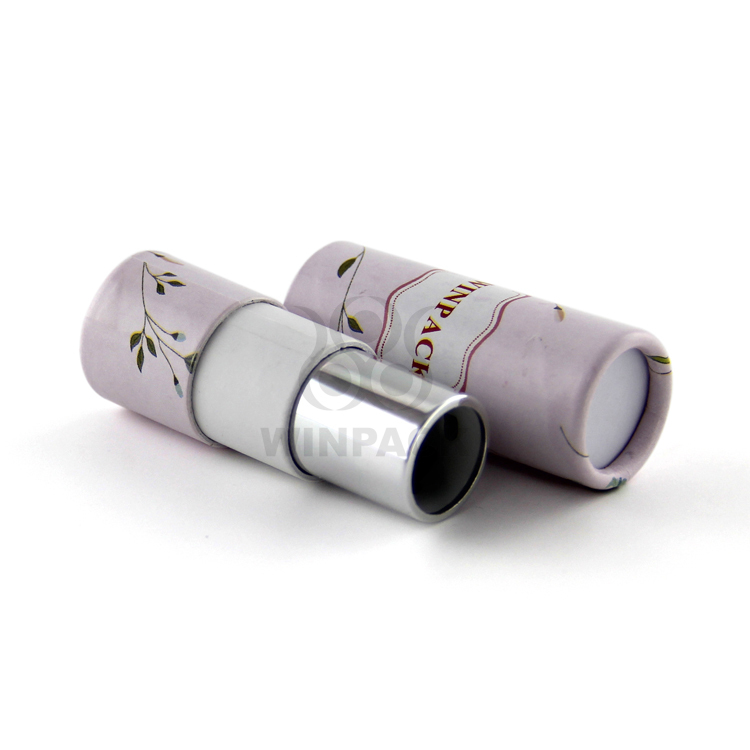 Empty Lipstick Cardboard Tube with ABS Insert