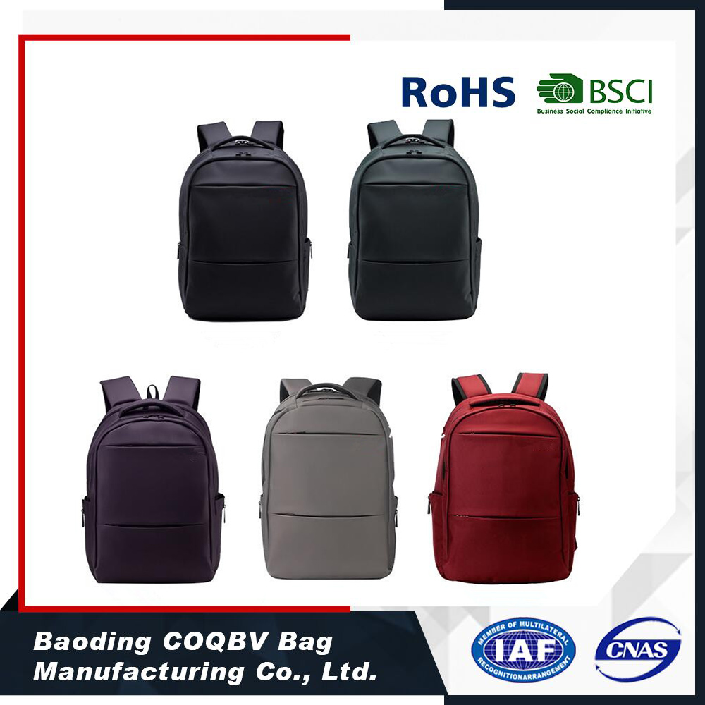 COQBV hot sale colorful popular backpack bag laptop