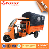 2016 Popular Heavy Load Strong Gasoline Cabin Semi-Closed Cargo Chinese 250CC New Type Electric Mini Dumper
