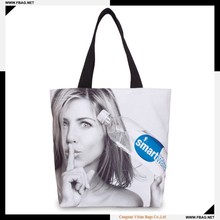 Eco Friendly Recycle sublimation RPET shopping bag