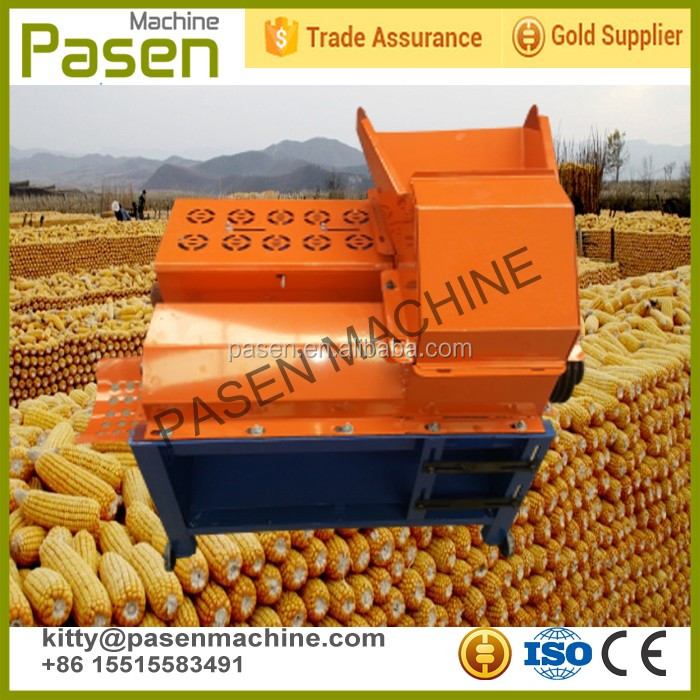 electric corn sheller and thresher / corn thresher sheller machine / corn stripper